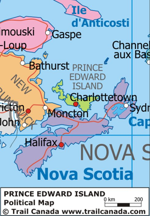 Political Map of Prince Edward Island, Canada on canada continents map, canada oceans, canada topographic map, canada rivers map, canada poverty, canada china map, canada country map, canada russia map, canada entertainment, canada roads map, canada climate map, canada ferries map, canada on map, canada water map, canada animals map, canada city map, st. john's canada map, canada smoke, canada map with provinces, canada states map,